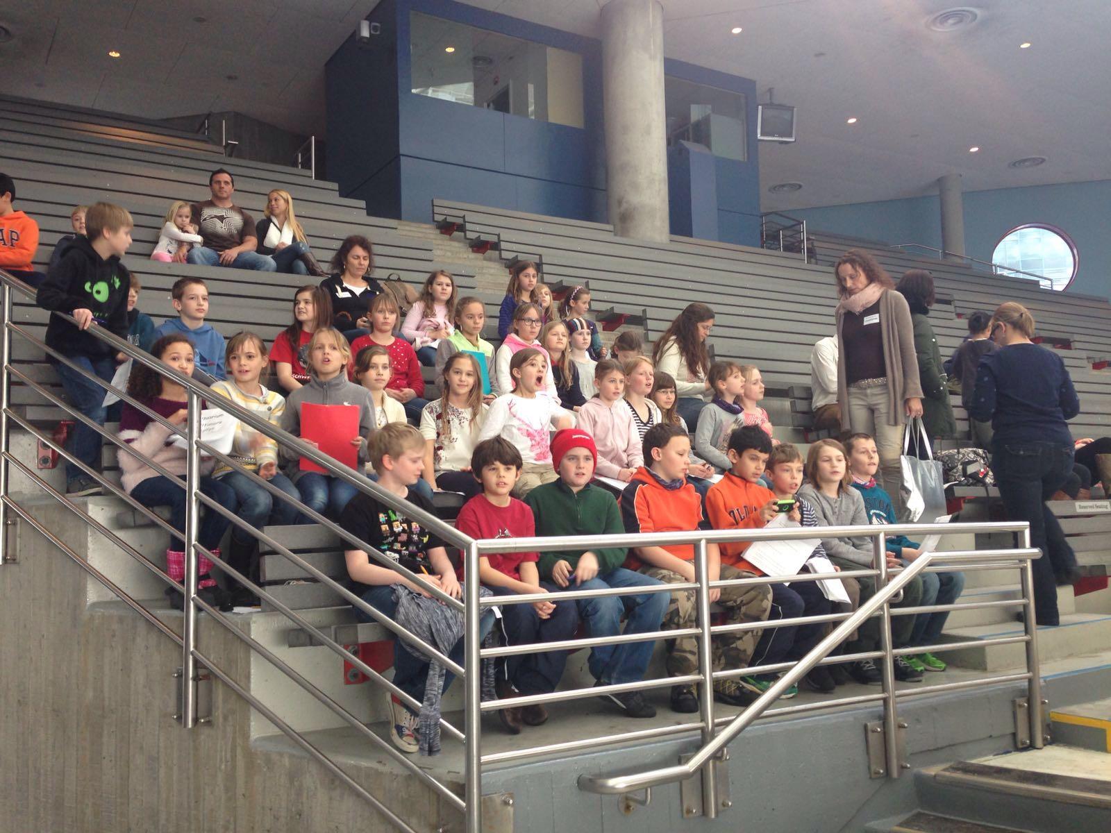 Our Fieldtrip To The Aquarium German School Washington